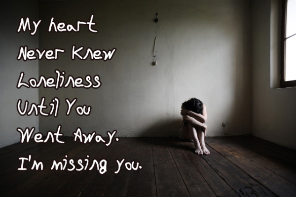 My heart Never Knew Loneliness