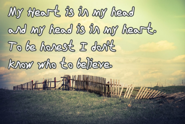 My Heart Is in My Head