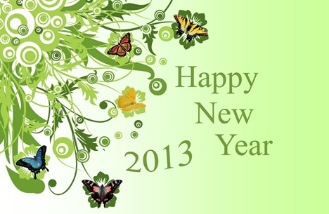 green card wish new year