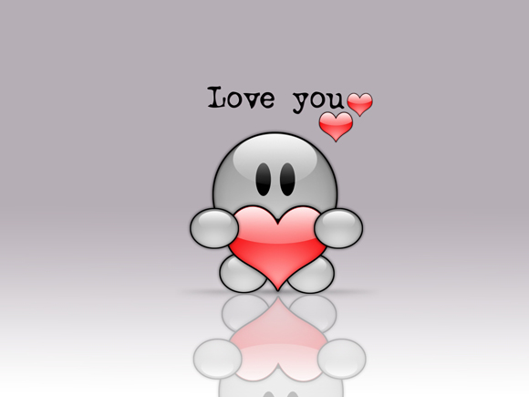 Love Wallpaper cartoon wallpaper