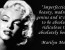 Stunning Marilyn Monroe Quotes