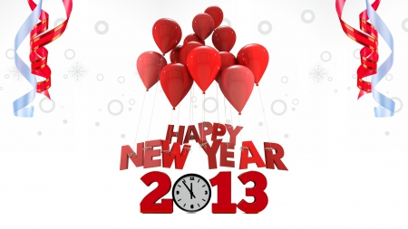 happy newyear 2013