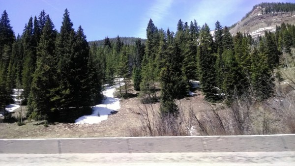 view from colorado