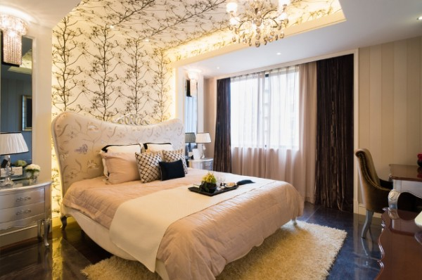 Garden Theme Bedroom