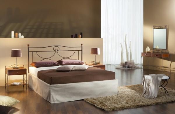 Brown Bedroom Walls