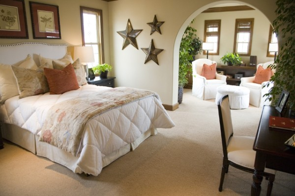 Cute and Small Bedroom Design