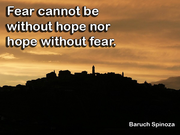 Quote by Baruch Spinoza