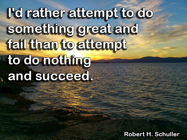 Quote by Robert H. Schuller
