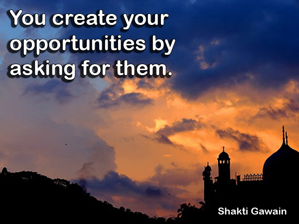 Quote by Shakti Gawain