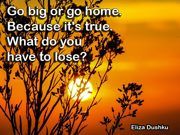 Quote by Eliza Dushku