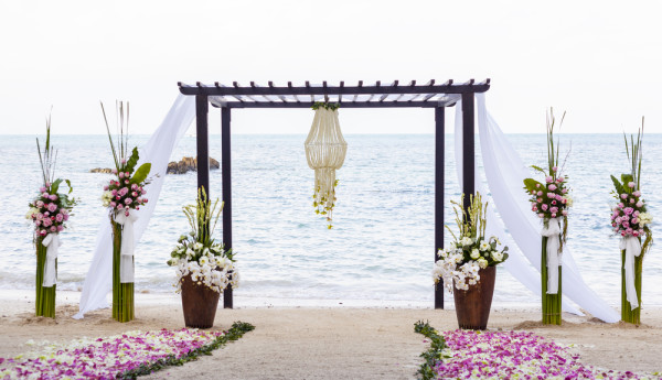 wedding ceremony outdoor