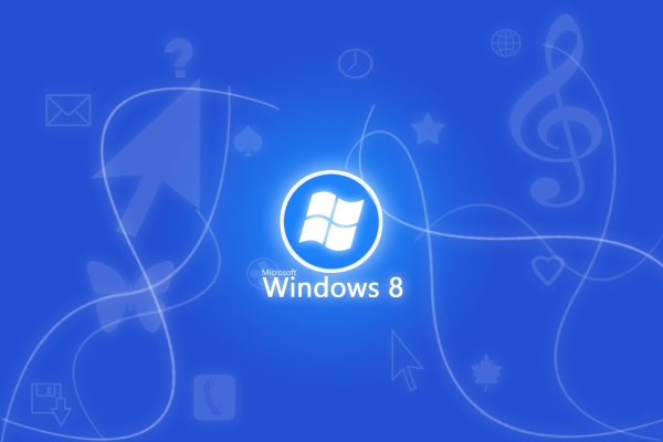 stylish windows 8 background