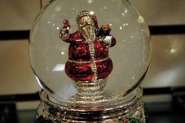 santa artistic view christmas
