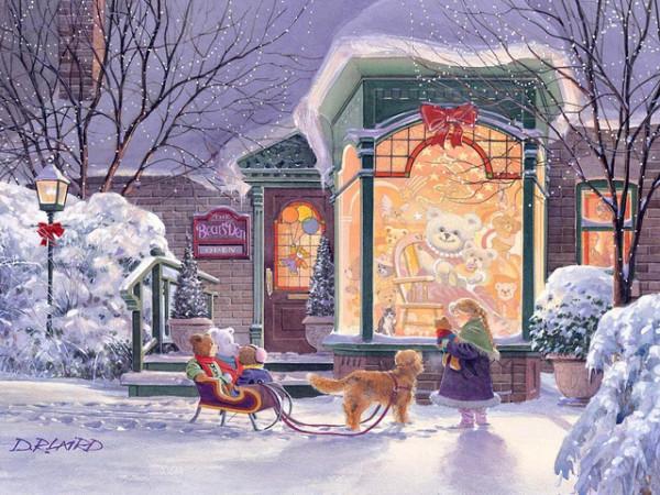 public celebrations christmas