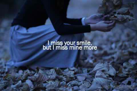 always missing you quote