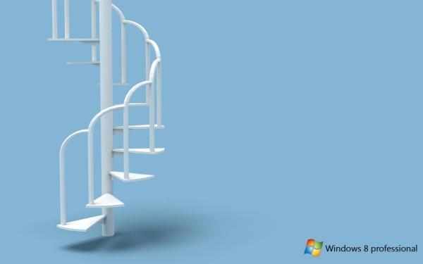 stairs wallpaper windows 8